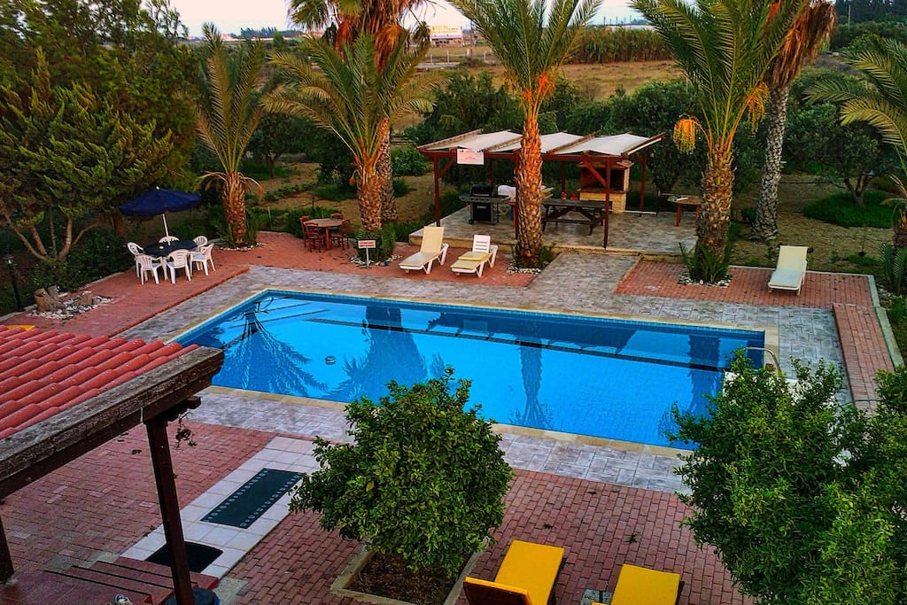 Cyprus for friends villas louer ite larnaka chypre for 4758 setting sun terrace