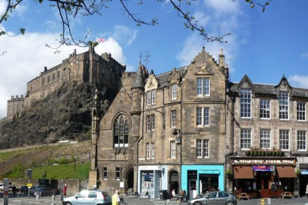 How To Rent An Apartment In Edinburgh