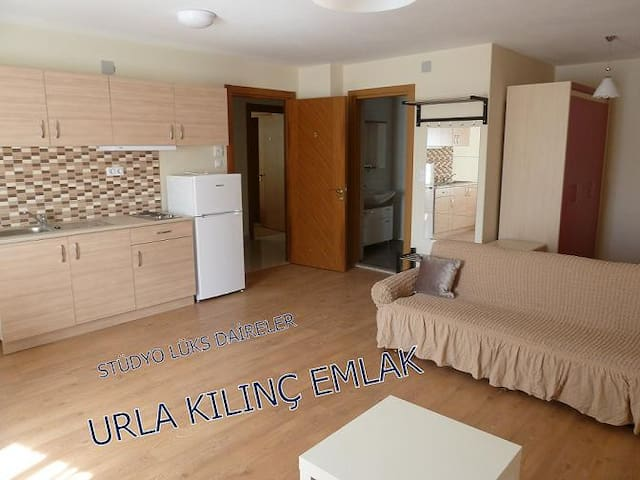 Luxury apartment - Studio Flat 1 +1 - Urla - Apartamento