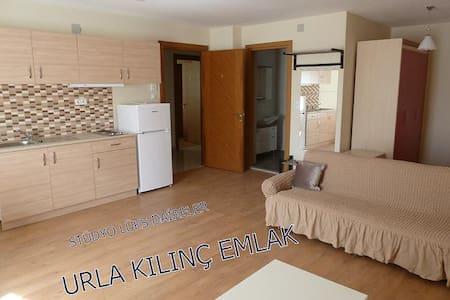 Luxury apartment - Studio Flat 1 +1 - Urla - Lejlighed
