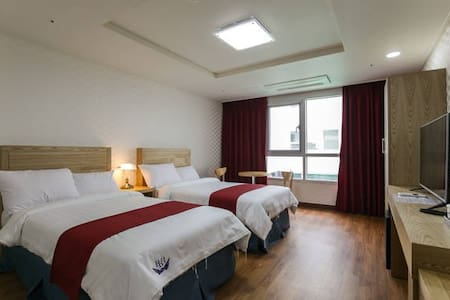 breezebay/single twin room(no view) - Seogwipo-si - Diğer