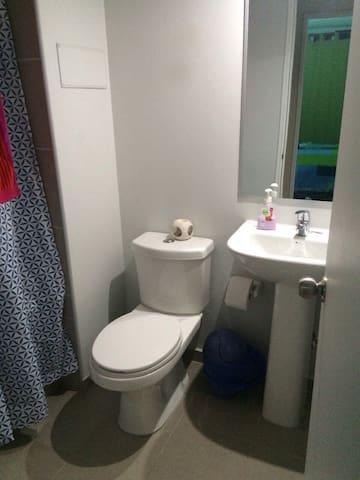 Habitación con baño Privado - San Miguel - Daire