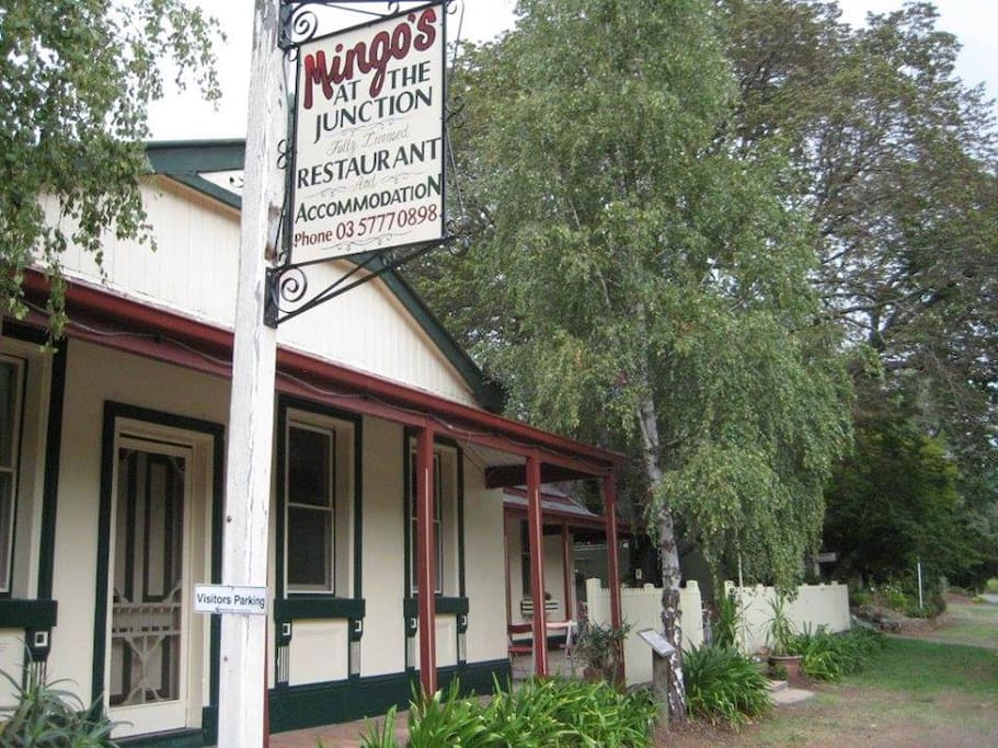 Have a weekend heritage experience in Jamieson!