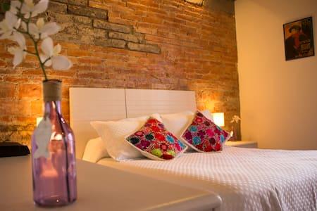 Loft mexicano en Centro Histórico - Wohnung