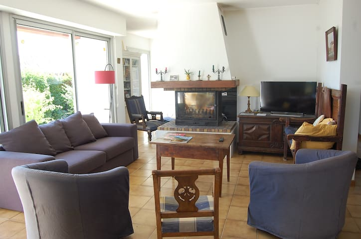 Beautifull villa, basque country - Souraïde - Villa