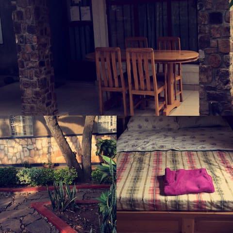 Calm Garden Room 2 - Kigali