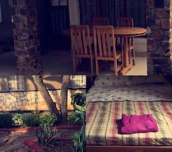 Calm Garden Room 2 - Kigali - Flat