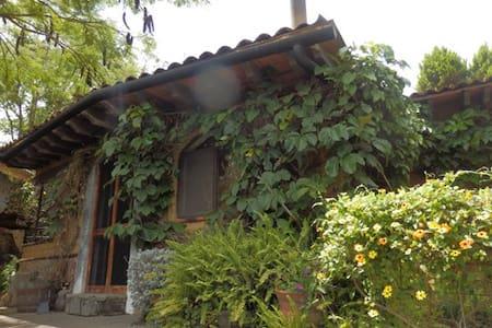 El Santuario AVALON: Casa Samadhi - Tepoztlán