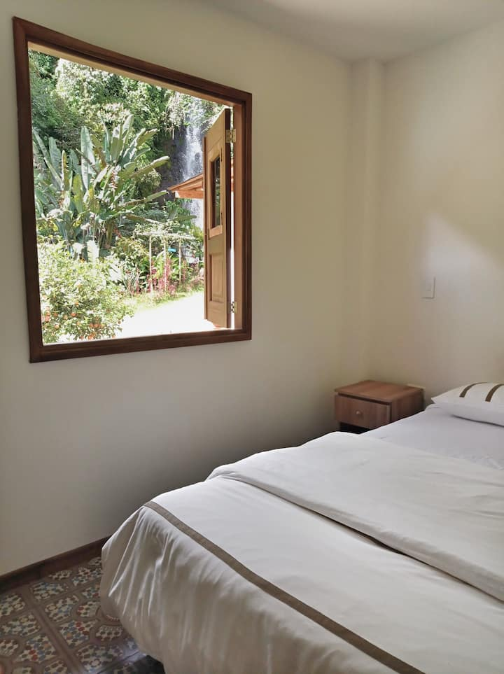 Private Room in Boutique Hostel