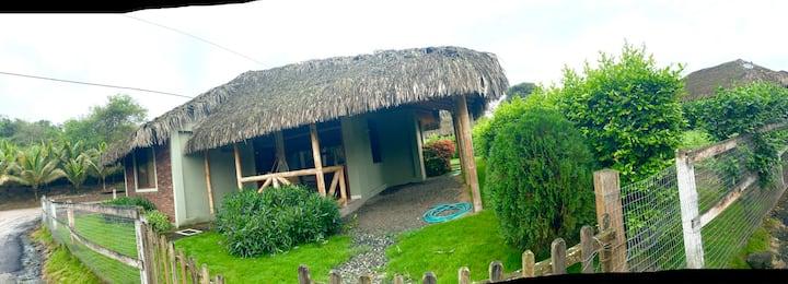Casa / villa amoblada en Hacienda Olonche en Olon