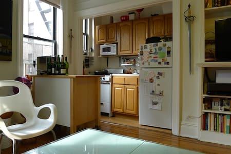 Spacious & Artsy Astoria Apartment - Appartamento