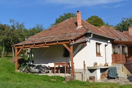 Alutercu Biker House - Corunca