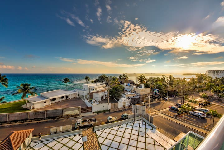 Beautiful OceanView-505B - Boca chica  - Loft