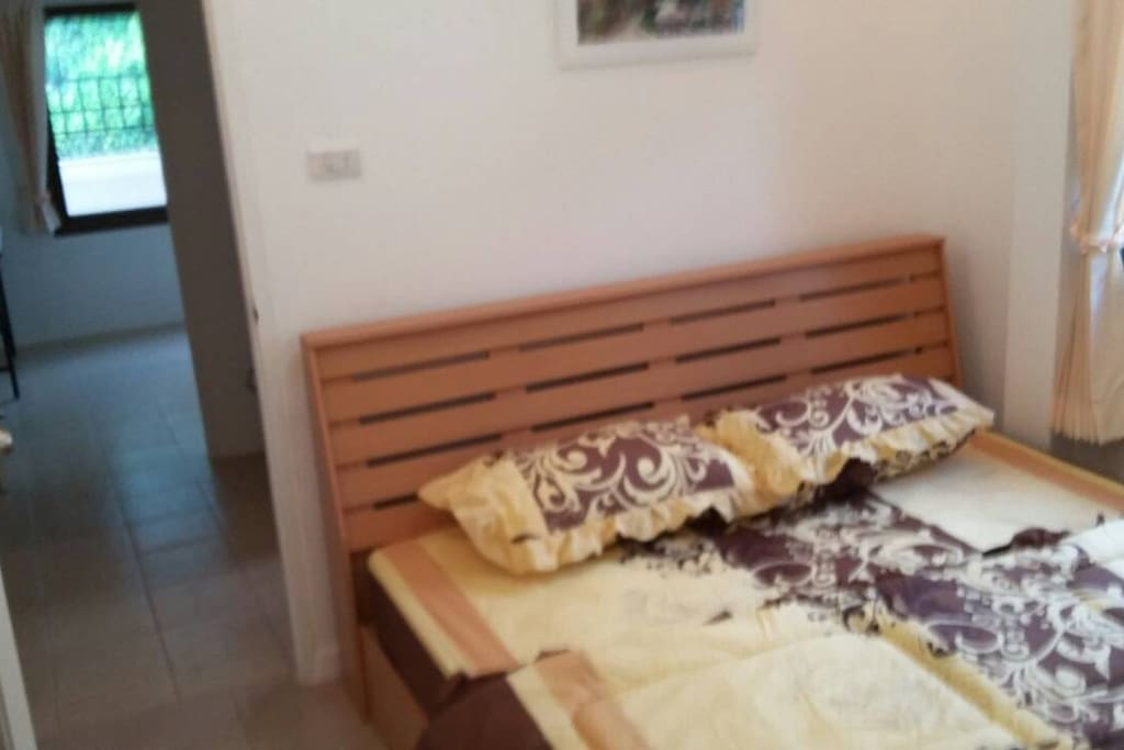Double bedroom with Air Condition Unit