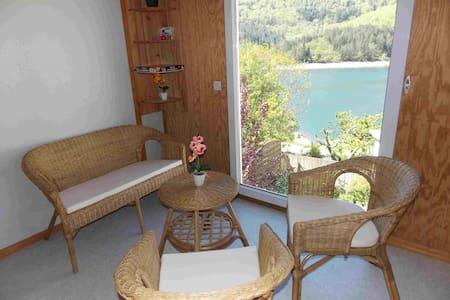 Gite du lac de Villefort - Pourcharesses