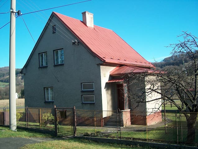 Holiday in Janáček's Birthplace - Hukvaldy - Talo