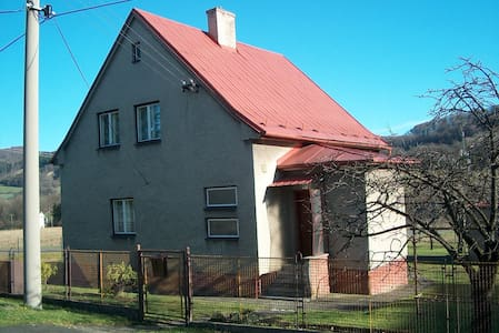 Holiday in Janáček's Birthplace - Hukvaldy - Haus