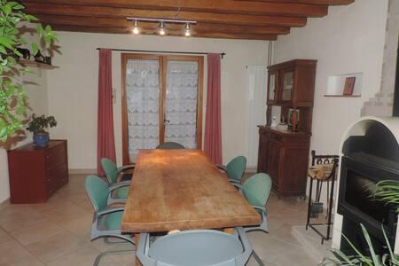 Grande et claire maison familliale - La Ferté-Saint-Aubin
