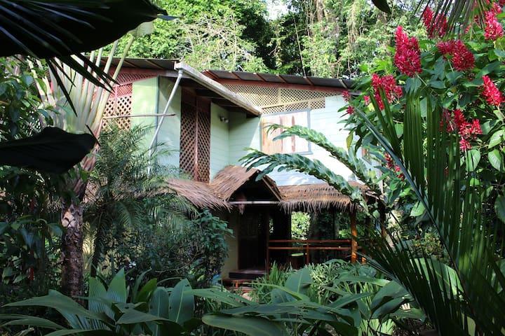 Tropical paradise- special house - Puerto Viejo de Talamanca - Haus