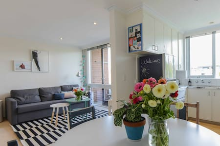 SunnySide Apartment Wifi+Parking - Saint Kilda
