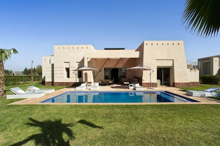 Villa de luxe dans domaine privé - Marrakech - Villa