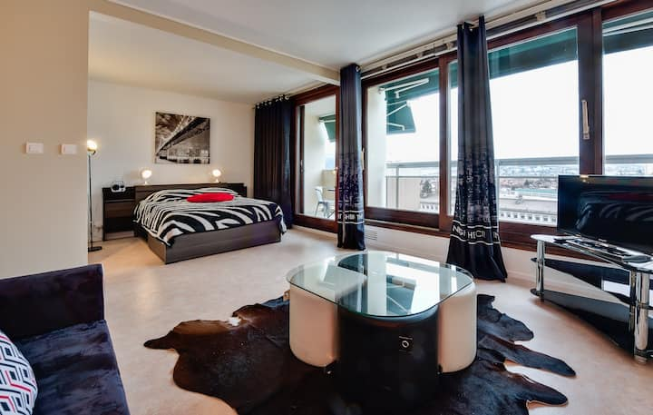 appartement tout confort classé 3 *