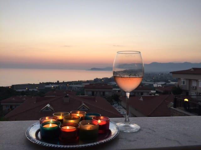 Apartment with a view - Kargıcak Belediyesi - Apartment