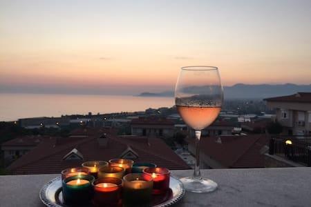 Apartment with a view - Kargıcak Belediyesi
