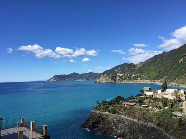La Linea d'Acqua 3 Guest House - Manarola