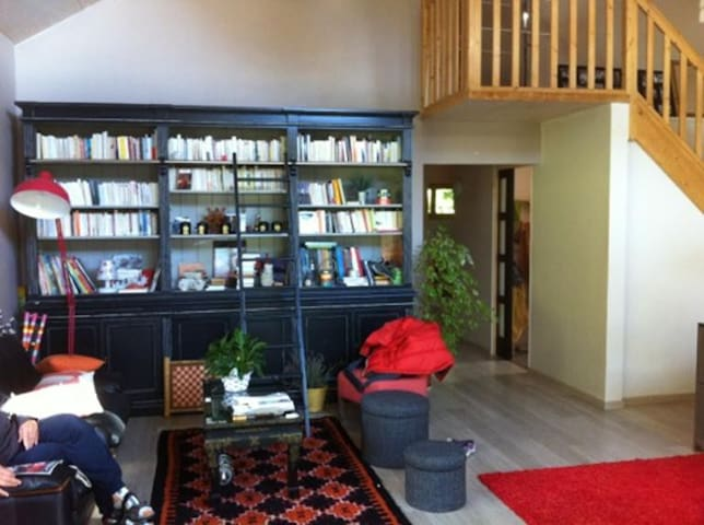 Cosy frenchy House - Gex - Huis