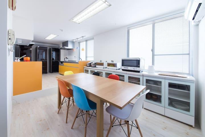 365BASE  outdoor life apartment 209 - Hamamatsu-shi - Apartament