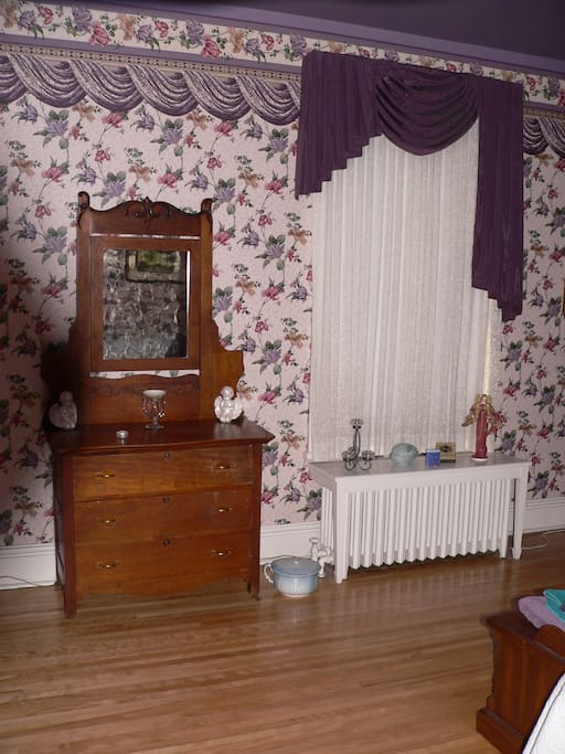More of the main bedroom