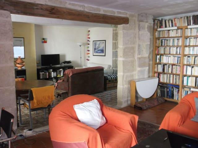 maison village 12e S  avec terrasse - Pomérols - Huis