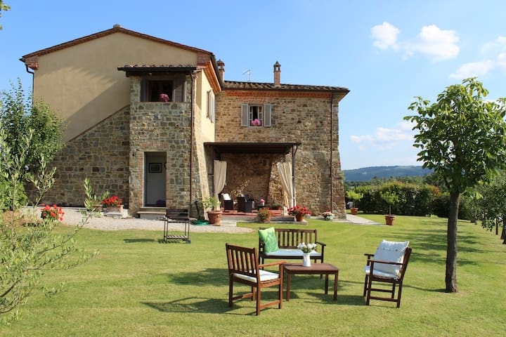 Holidays in the amazing Tuscany (M) - Lucignano - Vila