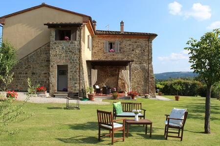 Holidays in the amazing Tuscany (M) - Lucignano - Villa