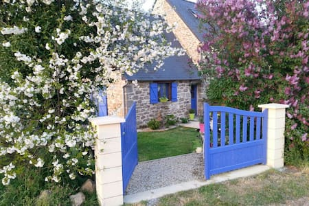 Romantic Escape  in rural Brittany - Jugon-les-Lacs / Megrit   - Rumah