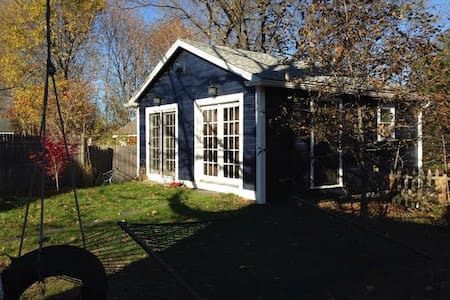 Backyard Guesthouse in West Concord - Concord - Haus