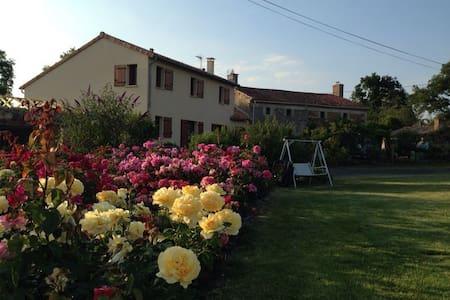 l'Ecurie - Gite - Cersay