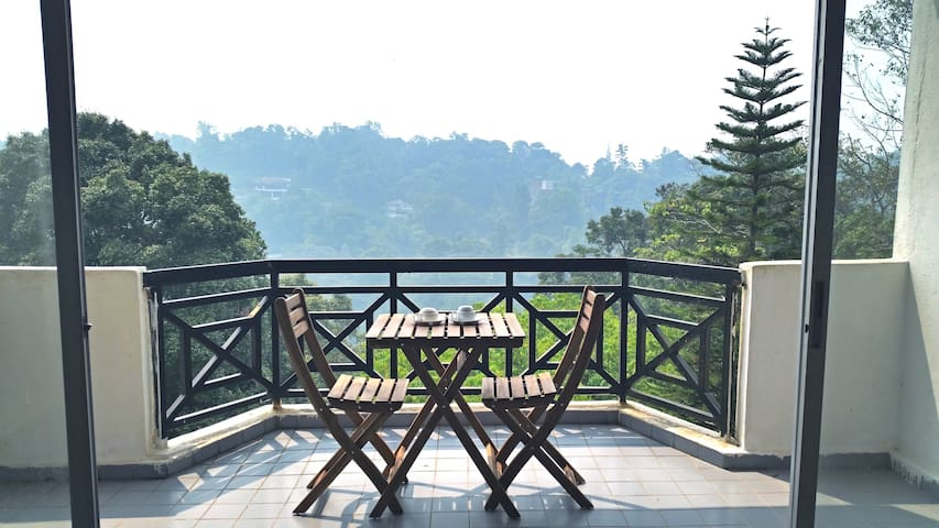 2BD Apartment With A Fantastic View - Fraser's Hill - Apartamento