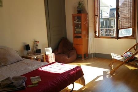 Large room in the city center! - Daire
