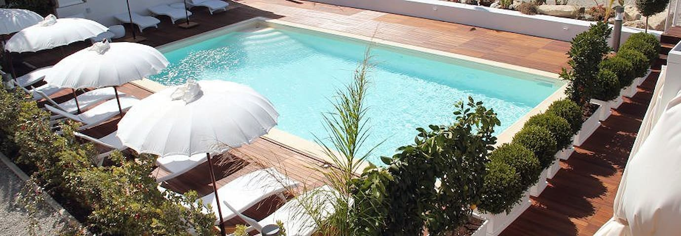 Beach-side with pool- Panarea A apt - Terme Vigliatore - Byt