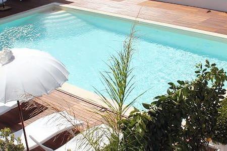 Beach-side with pool- Panarea A apt - Terme Vigliatore - อพาร์ทเมนท์