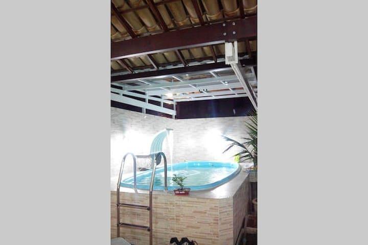 Der neue Pool / The new pool :)
