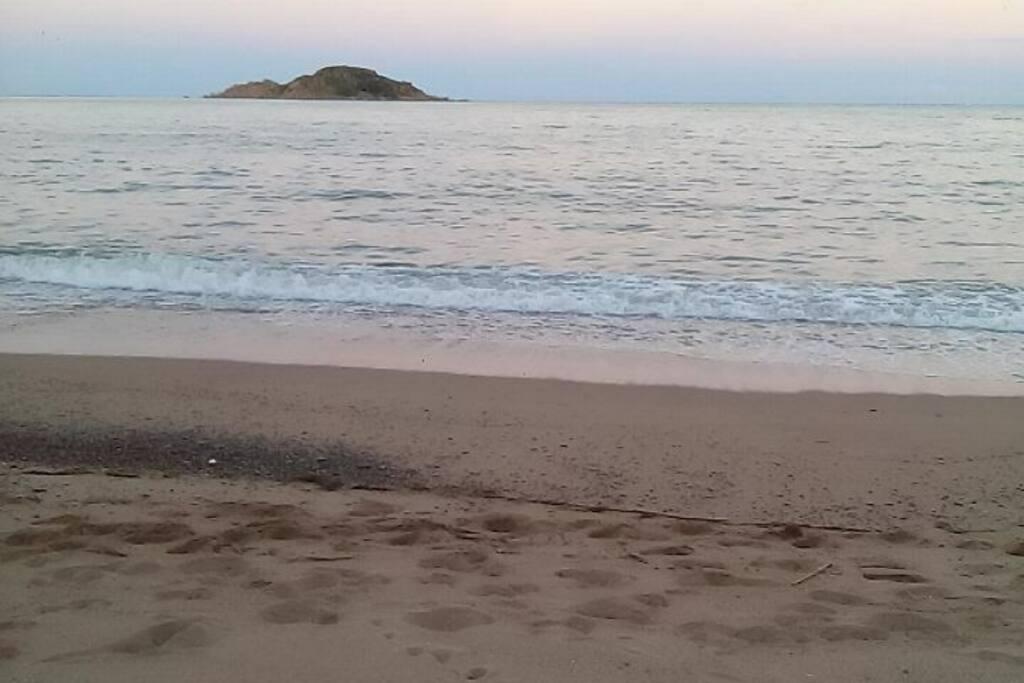 Spiaggia di Pollu lotzorai