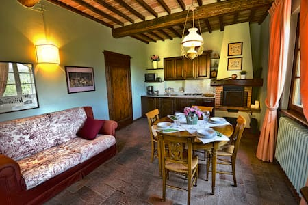 Holidays in the amazing Tuscany (M) - Lucignano