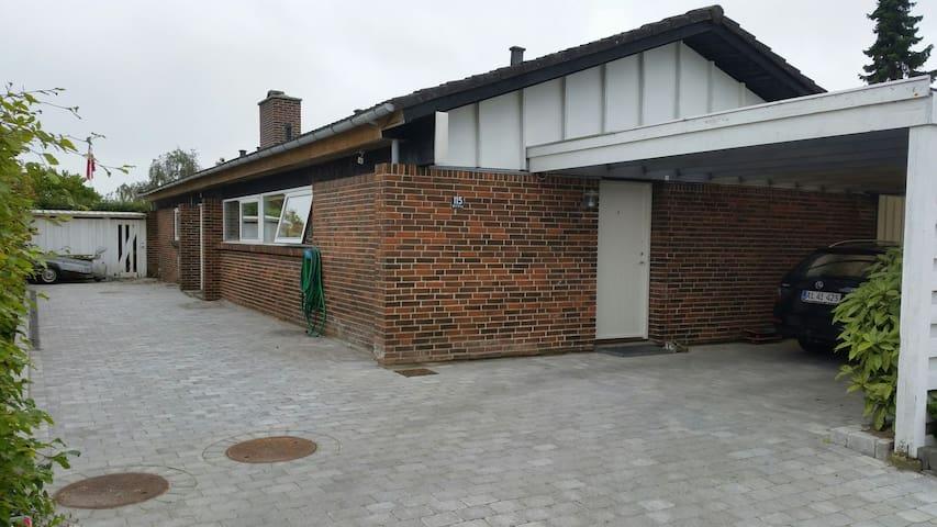 Børnevenligt hus - Kokkedal - Huis