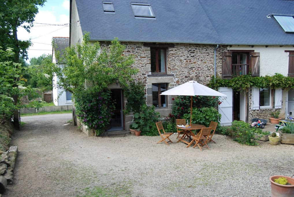 G te proche dinan et st malo casas en alquiler en les champs g raux breta a francia - Casas de alquiler en francia ...