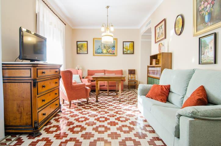 Apartamentos Salmerones (5/7 pax) - Alhama de Granada - Apartment