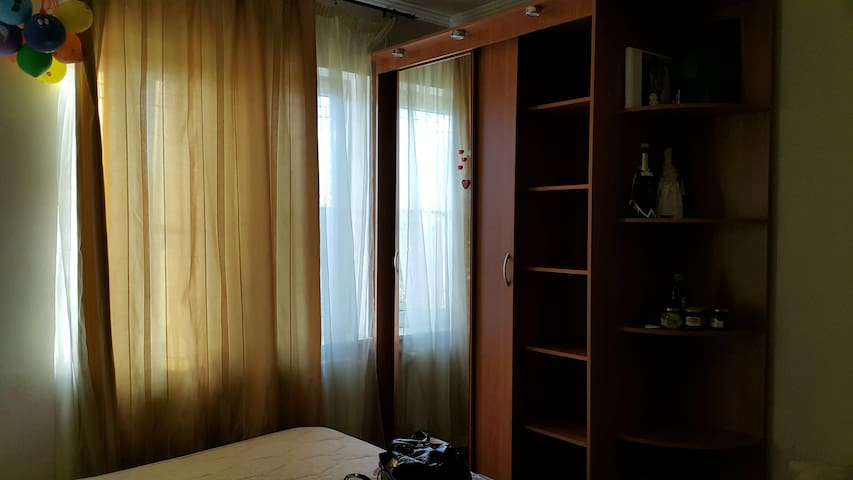 Уютная комната в нашем доме - Видное