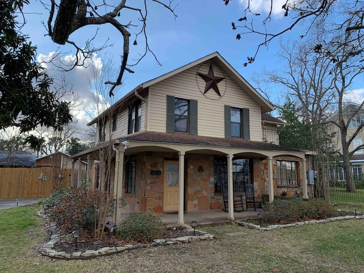 The Tin Star House